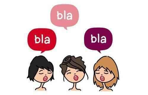 бла-бла