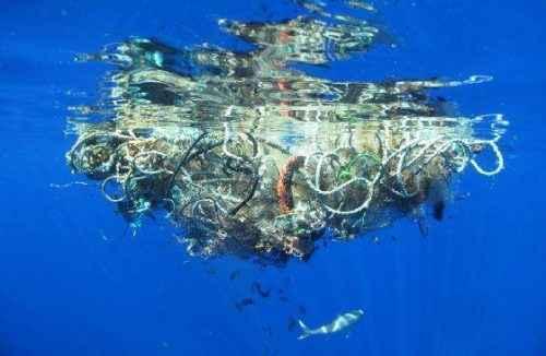 морской мусор