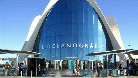парк-аквариум-Локеанографик