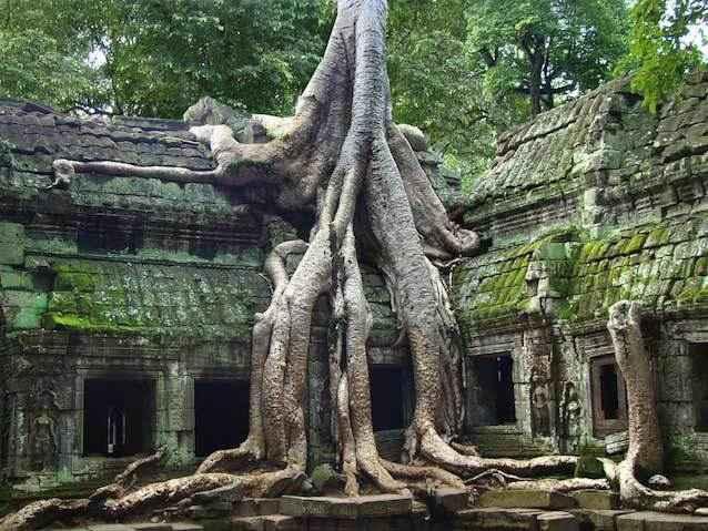 Ангкор-Ват,-Камбоджи