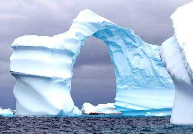 Антарктида,-Южный-океан