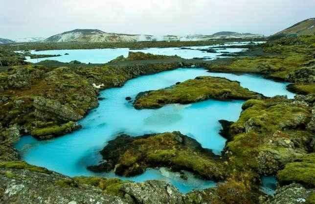 Голубая-лагуна,-Исландия