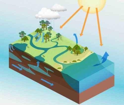 Что такое гидросфера Земли: описание, схема, составные части и влияние человека 4