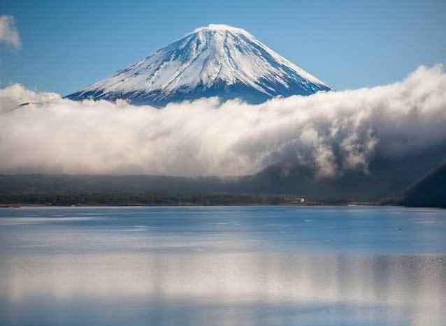 фото-Гора-Фудзи,-Япония