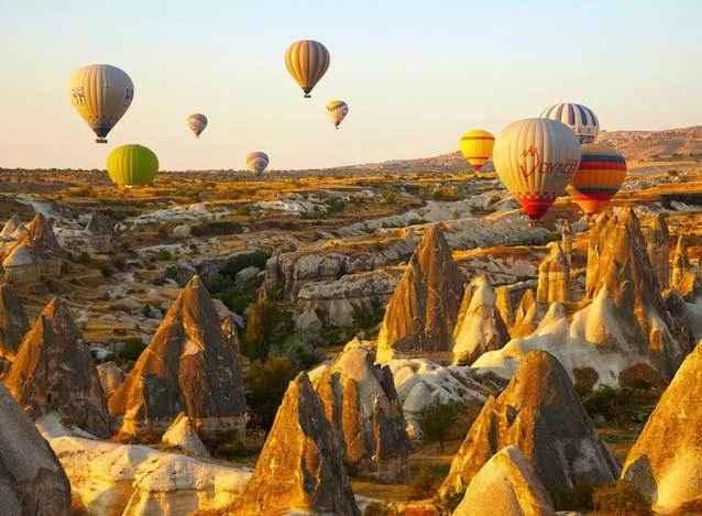 фото-Каппадокия,-Турция