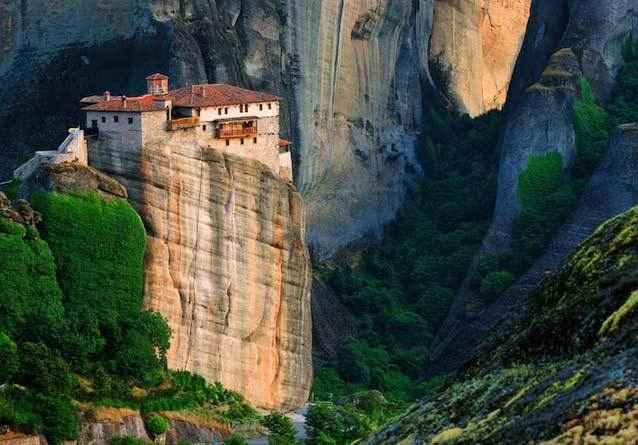 фото-Метеоры,-Греция