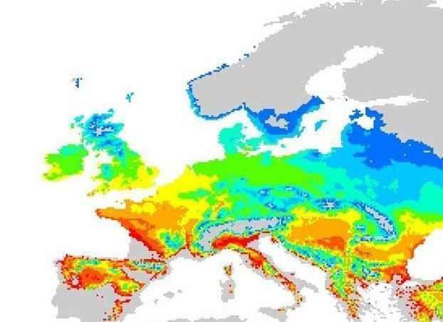 климат-европы