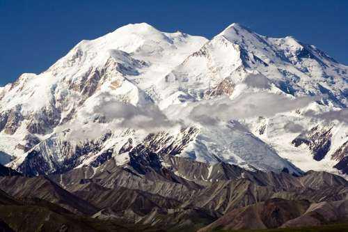 Самые красивые горы в мире - Денали