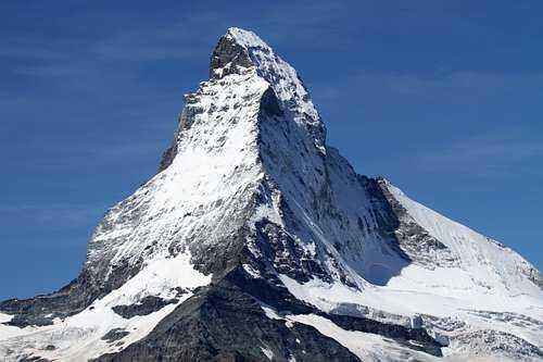 Самые красивые горы в мире - Маттерхорн