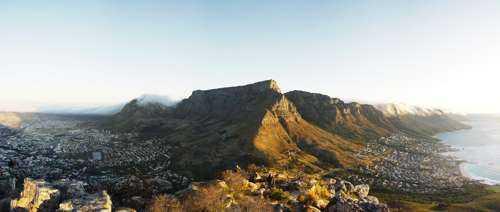 Самые красивые горы в мире - Столовая гора