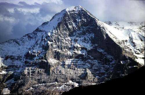 Самые красивые горы в мире - Эйгер