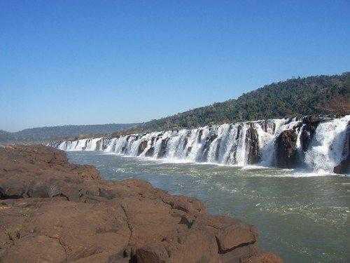 ТОП 10 самых больших водопадов в мире - Водопад Мокона