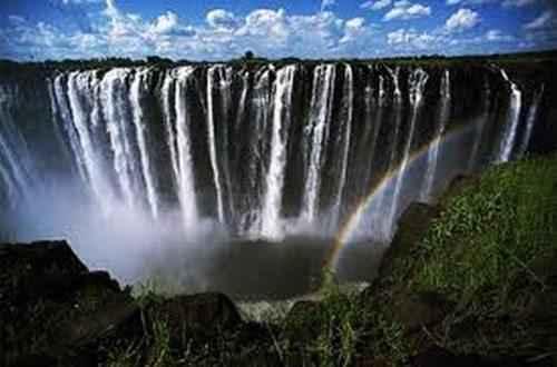 ТОП 10 самых больших водопадов в мире - Водопад Стенли