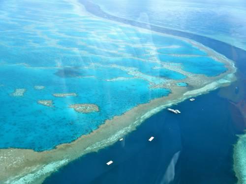 чудеса природы - Большой Барьерный Риф