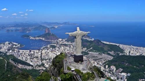 чудеса природы - Гавань Рио-де-Жанейро