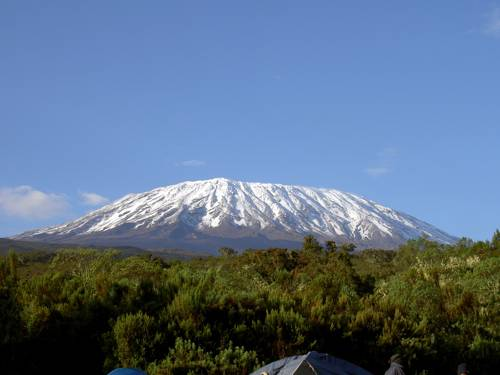 чудеса природы - Килиманджаро
