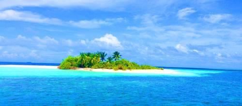 чудеса природы - Мальдивы