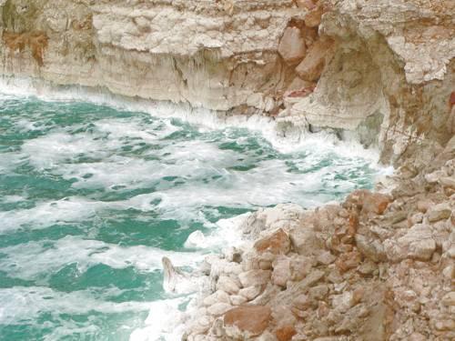 чудеса природы - Мертвое море