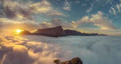 чудеса природы - Столовая гора