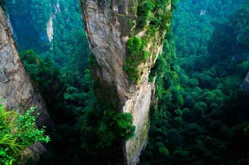 чудеса природы - Чжанцзяцзе