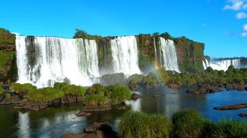 чудеса природы - водопады Игуасу