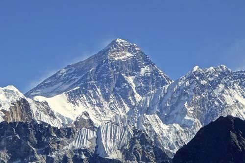 чудеса природы - гора Эверест