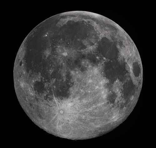 явления природы - иллюзия Луны