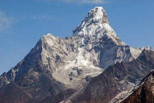 Самые красивые горы в мире - Ама-Даблам