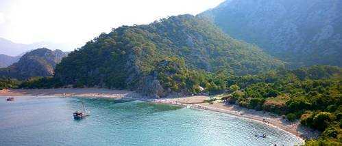 Национальный парк Олимпос-Бейдаглары Турция