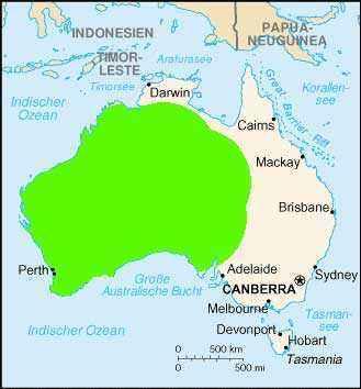 молох, тернистый дракон, тернистый дьявол, колючая ящерица, ареал, карта, австралия