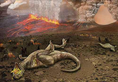 Мел-палеогеновое вымирание