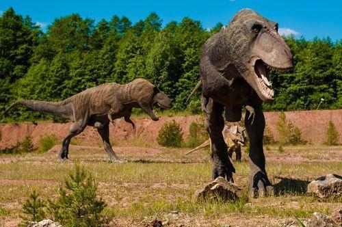 модели динозавров