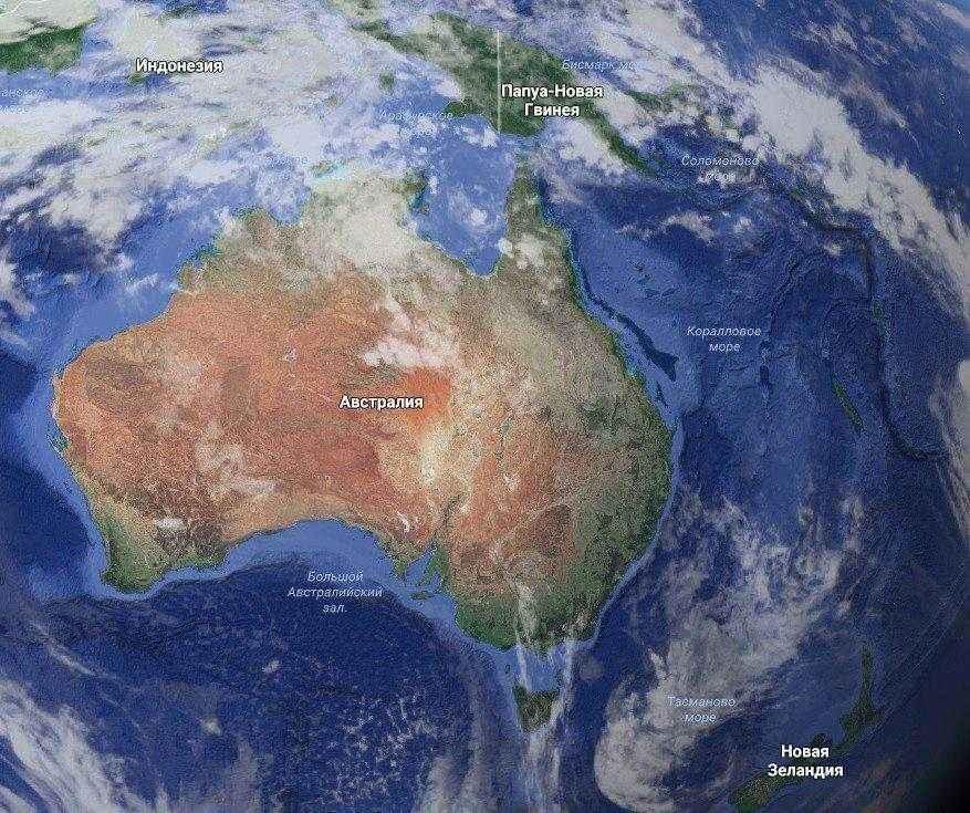 Экозоны, царства или биогеографические зоны Земли 1