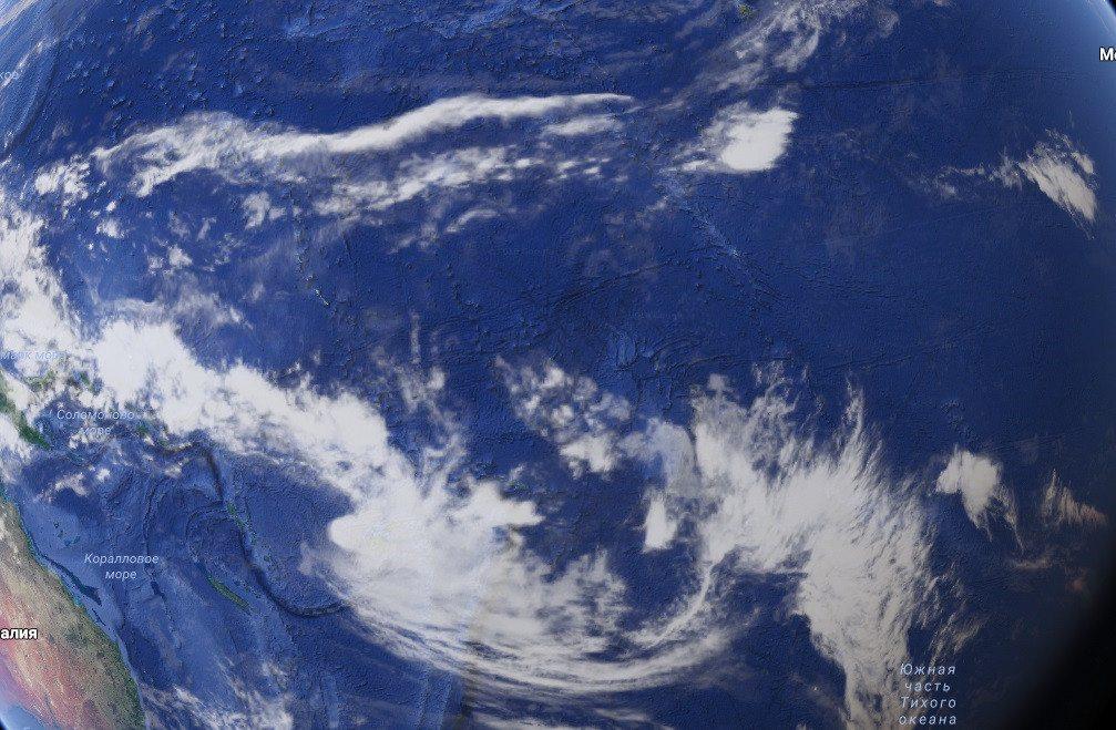 Экозоны, царства или биогеографические зоны Земли 7