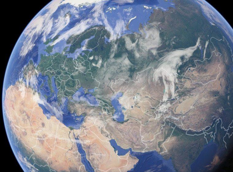Экозоны, царства или биогеографические зоны Земли 8