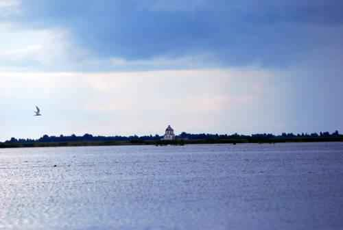 Список, названия, описание, карты и фото самых больших озер России 20