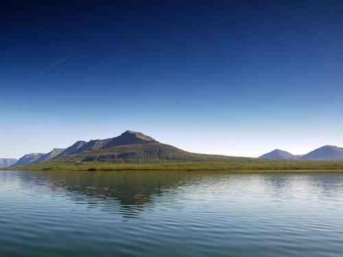 Список, названия, описание, карты и фото самых больших озер России 10