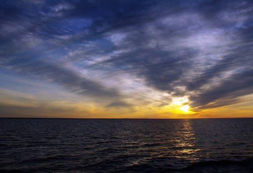 Список, названия, описание, карты и фото самых больших озер России 8