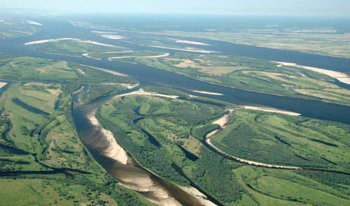 Реки, впадающие в Северный Ледовитый океан - названия, фото и описание 7