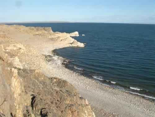 Список, названия, описание, карты и фото самых больших озер России 16