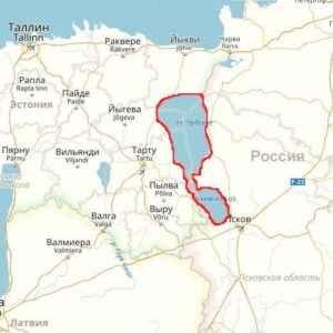 Список, названия, описание, карты и фото самых больших озер России 15
