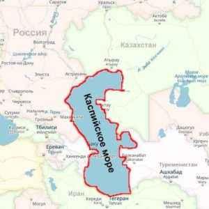 Список, названия, описание, карты и фото самых больших озер России 3