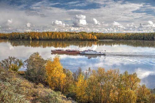 Реки, впадающие в Северный Ледовитый океан - названия, фото и описание 2