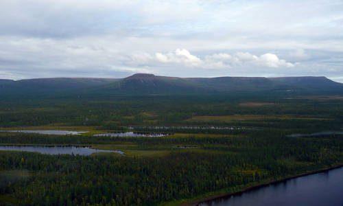 Реки, впадающие в Северный Ледовитый океан - названия, фото и описание 6