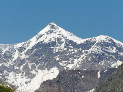 Высочайшие горы на территории России 6