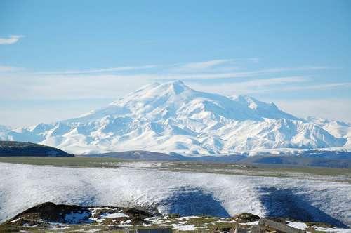Высочайшие горы на территории России 2