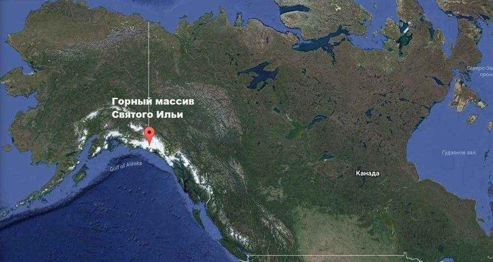 Самые большие горы Канады 2