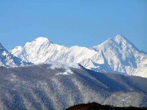 Высочайшие горы на территории России 8