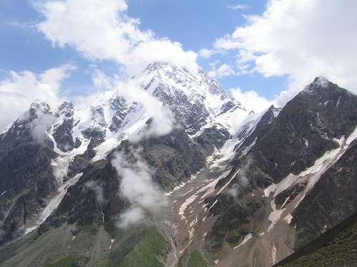 Высочайшие горы на территории России 3