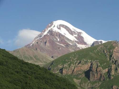Высочайшие горы на территории России 5